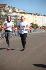 Hastings Half Marathon 2019. SussexSportPhotography.com, 14:12:46